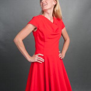 Tellerrock Kleid